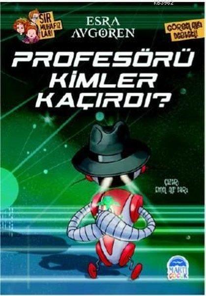 Profesörü Kimler Kaçırdı?-Sır Muhafızları.pdf