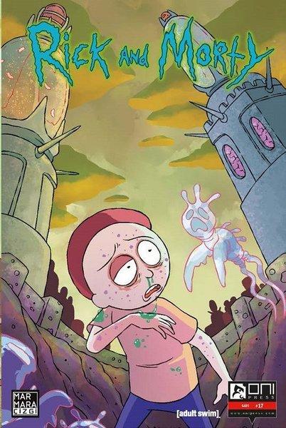 Rick and Morty 17.pdf