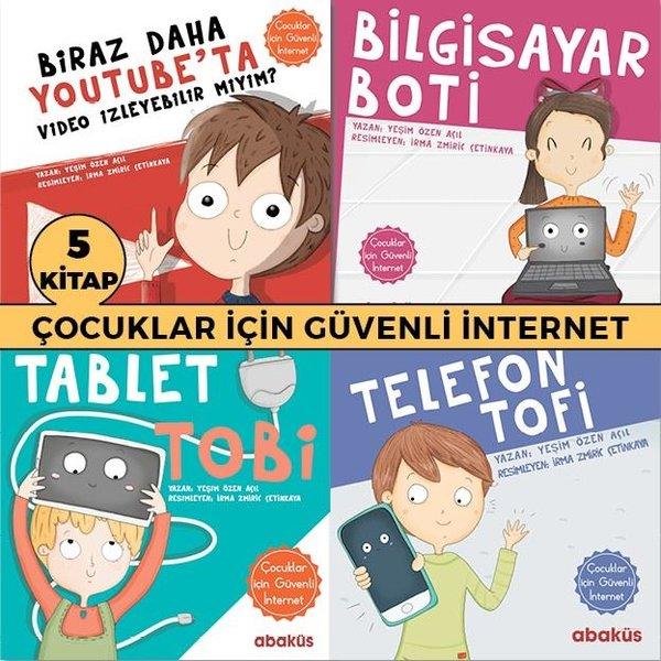 Çocuklar için Güvenli İnternet Seti-5 Kitap Takım.pdf