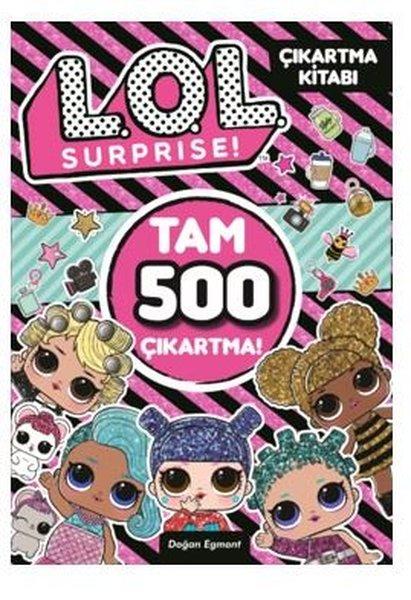 Lol Surprise! Çıkartma Kitabı-Tam 50 Çıkartma!.pdf