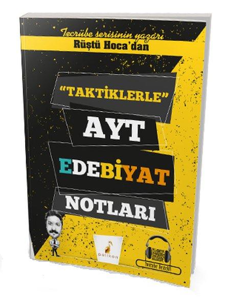 Rüştü Hocadan Taktiklerle AYT Edebiyat Notları.pdf