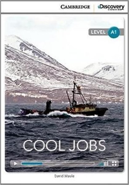 A1 Cool Jobs (Book with Online Access code) Interactive Readers.pdf