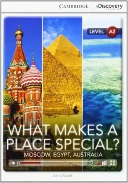 A2 What Makes A Place Special Moscow Egypt Australia Book With Online Access Code Interactive R Online Pdf