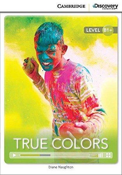 B1+ True Colors (Book with Online Access code) Interactive Readers.pdf