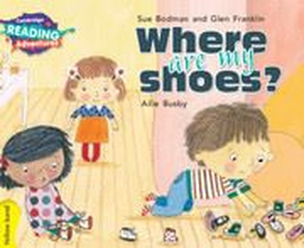 Yellow Band- Where Are My Shoes? Reading Adventures.pdf