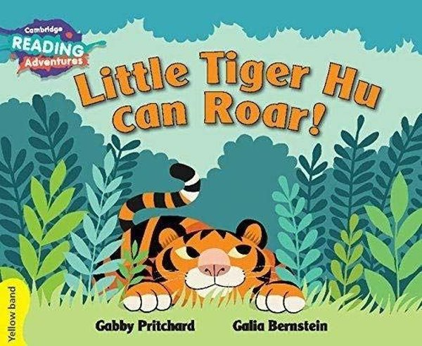 Yellow Band- Little Tiger Hu Can Roar Reading Adventures.pdf