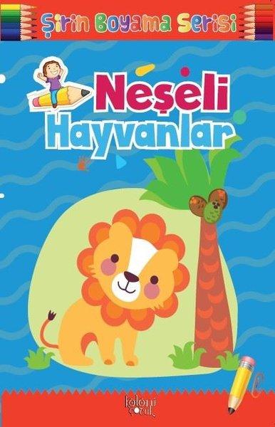 Neşeli Hayvanlar-Şirin Boyama Serisi.pdf