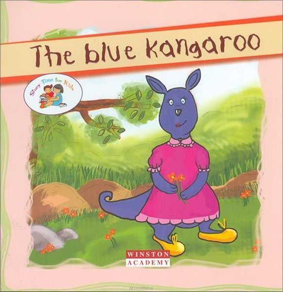 The Blue Kangaroo.pdf