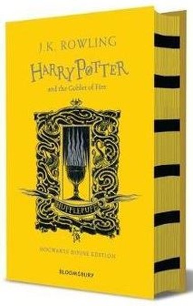 Harry Potter and the Goblet of Fire – Hufflepuff Edition (Harry Potter House Editions).pdf