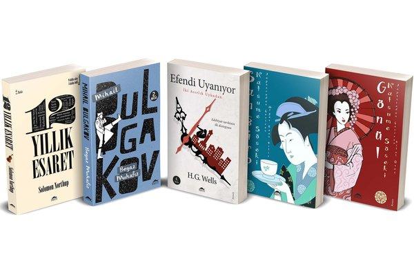 Klasik Edebiyat Seti 2 - 5 Kitap Takım.pdf