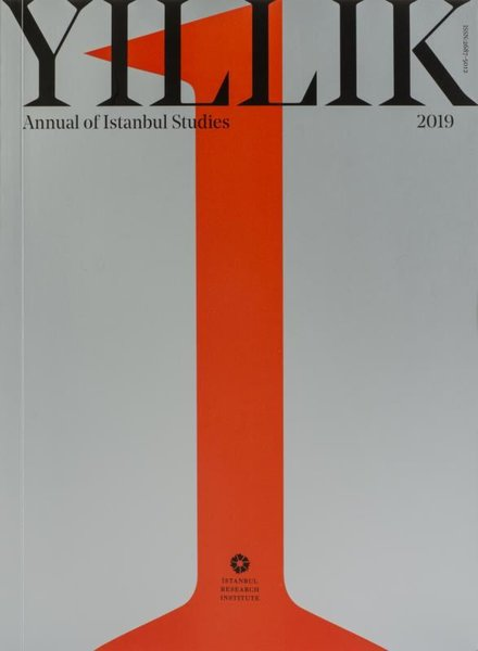 Yıllık: Annual of Istanbul Studies 1-2019.pdf