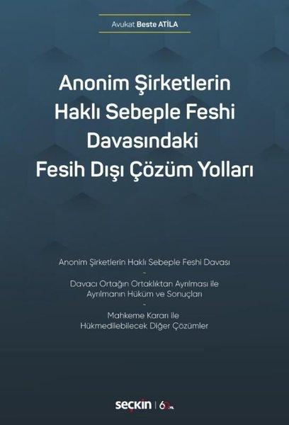 Anonim Şirketlerin Haklı Sebeple Feshi Davasındaki Fesih Dışı Çözüm Yolları.pdf