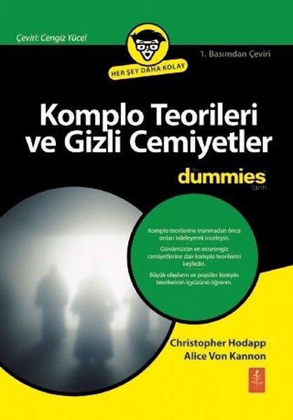 Komplo Teoerileri ve Gizli Cemiyetler Dummies.pdf