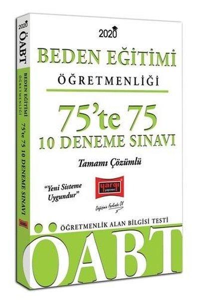 2020 KPSS ÖABT Beden Eğitimi Öğretmenliği 75te 75 10 Deneme Sınavı-Tamamı Çözümlü.pdf