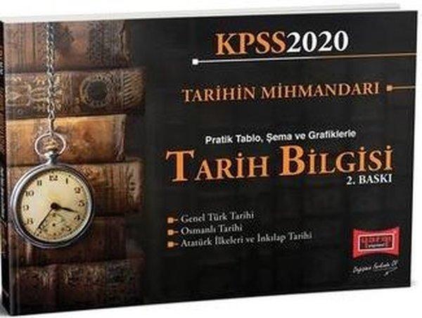2020 KPSS Tarih Bilgisi-Pratik Tablo Şema ve Grafiklerle.pdf