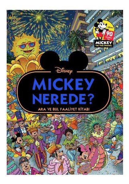 Disney Mickey Nerede?-Ara ve Bul Faaliyet Kitabı.pdf