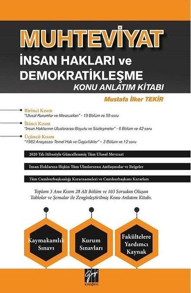 Muhteviyat İnsan Hakları ve Demokratikleşme Konu Anlatım Kitabı.pdf