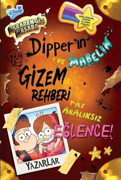 Disney Esrarengiz Kasaba-Dipperın Gizem Rehberi ile Aralıksız Eğlence!.pdf