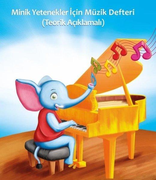 Minik Yetenekler için Müzik Defteri-Teorik Açıklamalı.pdf