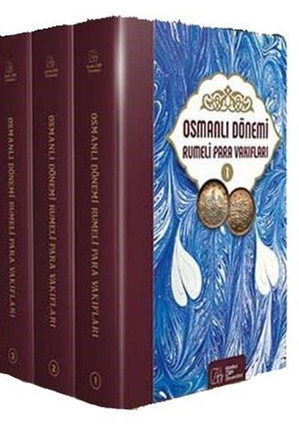 Osmanlı Dönemi Rumeli Para Vakıfları Seti-12 Kitap Takım.pdf