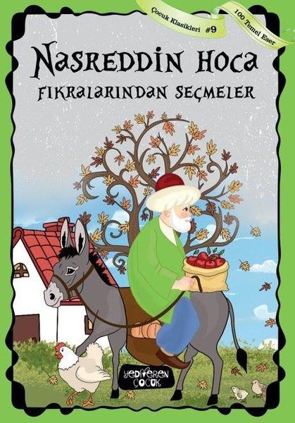 Nasreddin Hoca Fıkralardan Seçmeler-Çocuk Klasikleri 9.pdf