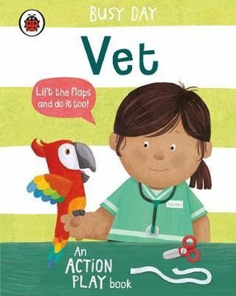 Busy Day: Vet: An action play book.pdf