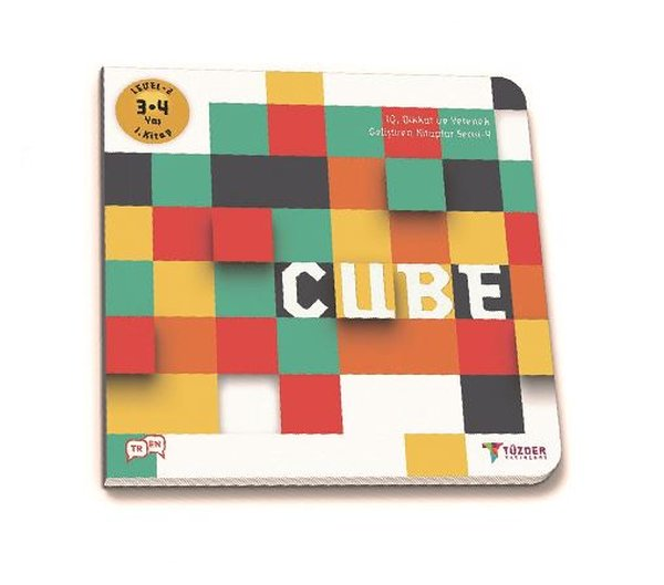 Cube-3-4 Yaş Level 2 1.Kitap-IQ ve Yetenek Geliştiren Kitaplar Serisi.pdf