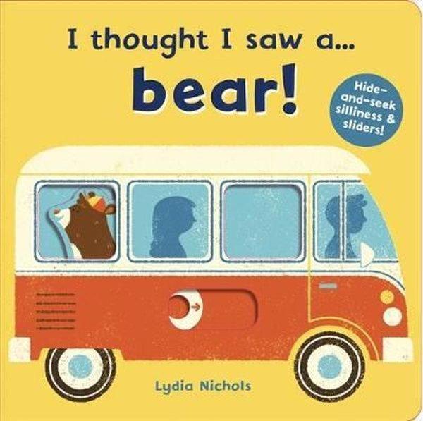 I thought I saw a... bear!.pdf