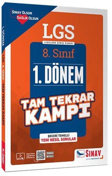 8. Sınıf LGS 1. Dönem Çözümlü Tam Tekrar Kampı.pdf