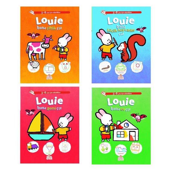 Louie Etkinlik Dizisi Seti-4 Kitap Takım.pdf