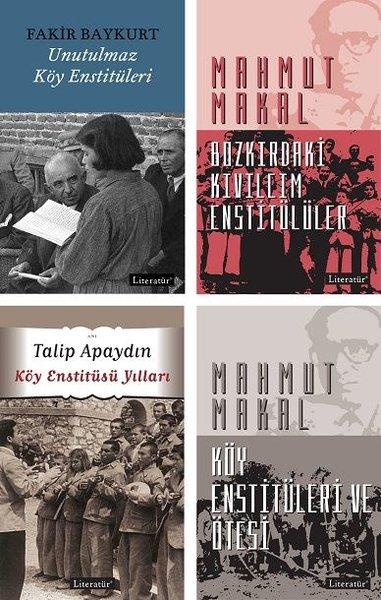 Köy Enstitüleri Seti-4 Kitap Takım.pdf