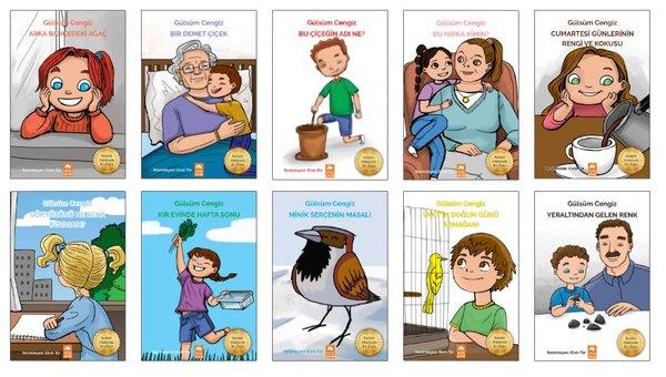 Öykülerle Gizlenen Renkler Seti-10 Kitap Takım.pdf