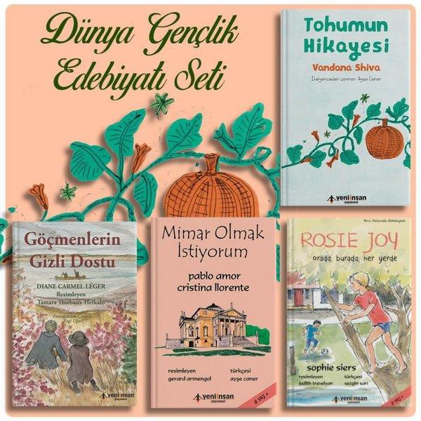 Dünya Gençlik Edebiyatı Seti-4 Kitap Takım.pdf