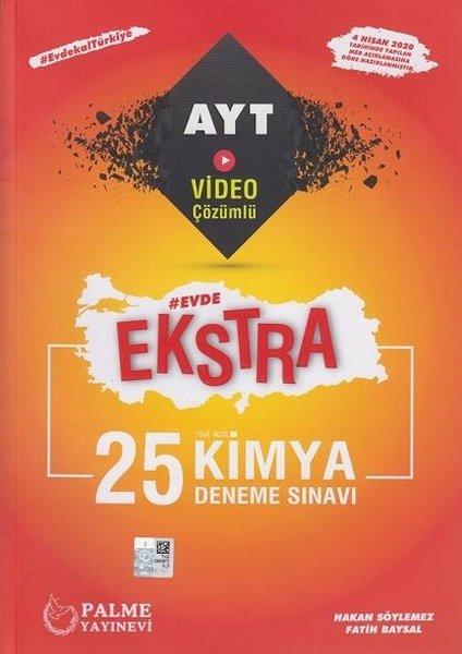 AYT Evde Ekstra 25 Kimya Deneme Sınavı.pdf