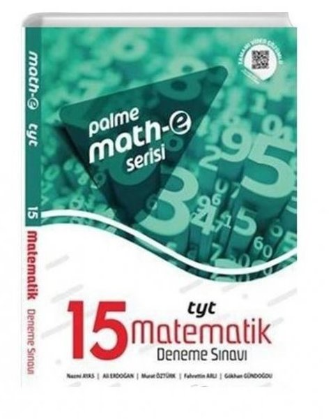 TYT Matematik 15 Deneme Sınavı Mathe Serisi.pdf