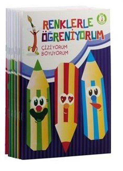 Renklerle Öğreniyorum Boyama Seti-Renkli ve Örnekli-10 Kitap Takım.pdf