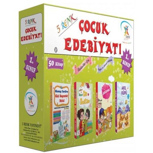 1. Sınıf Çocuk Edebiyatı Seti-50 Kitap Takım.pdf
