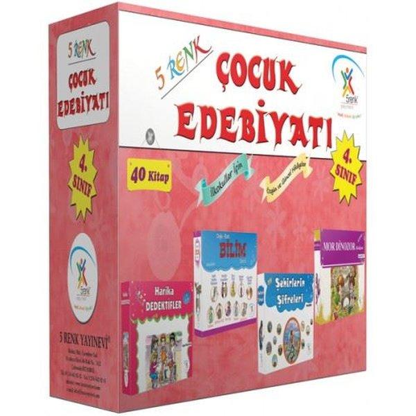 4. Sınıf Çocuk Edebiyatı Seti-40 Kitap Takım.pdf