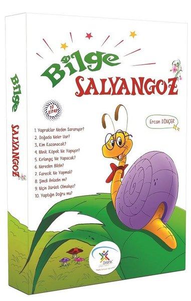 Bilge Salyangoz Serisi Seti-10 Kitap Takım.pdf