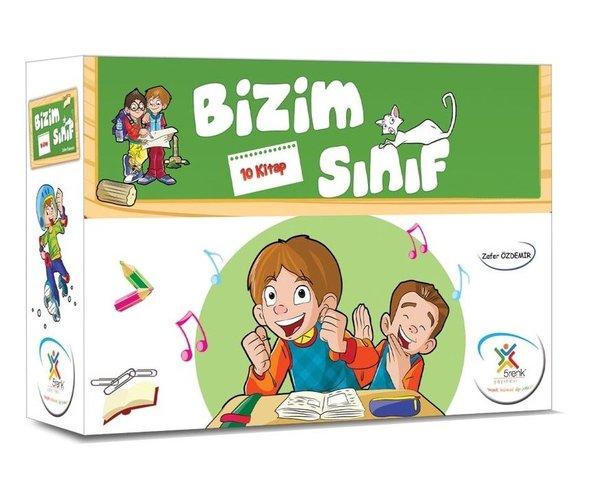Bizim Sınıf Serisi Seti-10 Kitap Takım.pdf