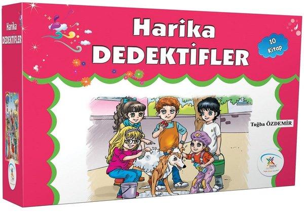 Harika Dedektifler Serisi Seti-10 Kitap Takım.pdf