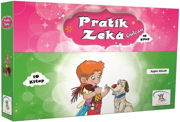 Pratik Zeka Gülcan Serisi Seti-10 Kitap Takım.pdf