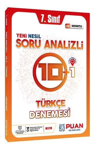 Puan 7. Sınıf Türkçe Soru Analizli 10+1 Deneme.pdf