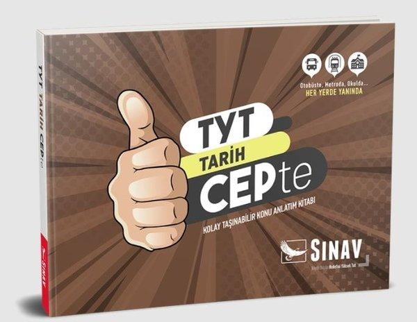 Sınav TYT Tarih Konu Anlatımlı Cep Kitabı.pdf