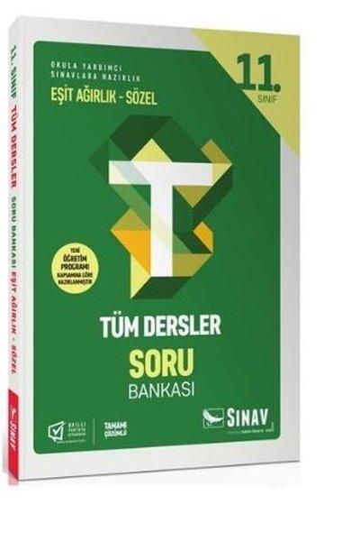 Sınav 11. Sınıf Tüm Dersler Eşit Ağırlık Sözel Soru Bankası.pdf