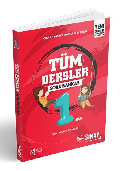 Sınav 1. Sınıf Tüm Dersler Soru Bankası.pdf