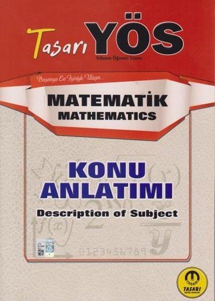 Tasarı YÖS Matematik Konu Anlatımı.pdf