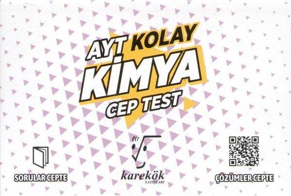AYT Cep Test Kimya - Kolay.pdf