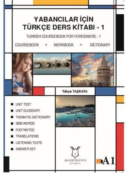 Yabancılar için Türkçe Ders Kitabı - 1.pdf