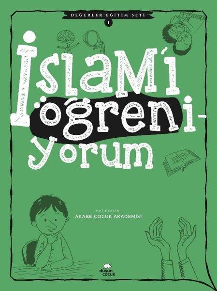İslamı Öğreniyorum - Değerler Eğitimi Seti 1.pdf